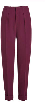 Roland Mouret Tailored Wool Pants