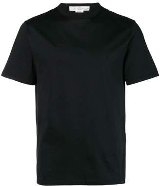 Golden Goose contrasting back logo-print T-shirt