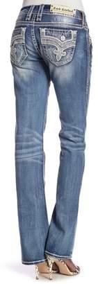Rock Revival Embellished Bootcut Jeans