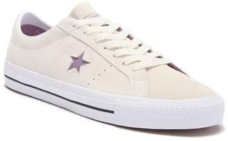 Converse One Star Pro OX Suede Sneaker (Unisex)