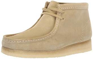 Clarks Women's Wallabee Boot. Ankle
