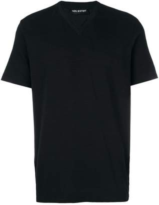 Neil Barrett V-neck T-shirt