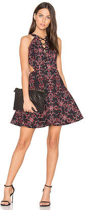 Parker Rayan Dress in Black $298 thestylecure.com