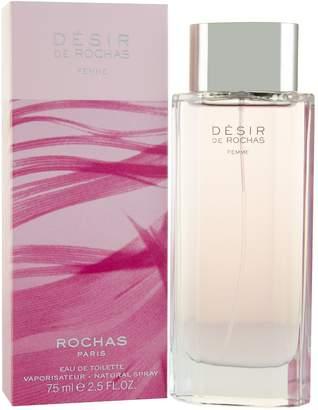 Rochas Desir De Femme for Women Eau De Toilette Spray 2.5 Oz/75 Ml