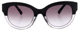 MCM Cat-Eye Gradient Sunglasses
