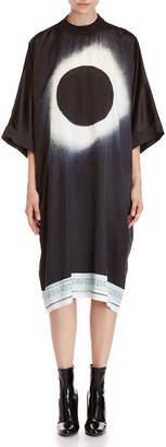Maison Margiela Eclipse Oversized T-Shirt Dress