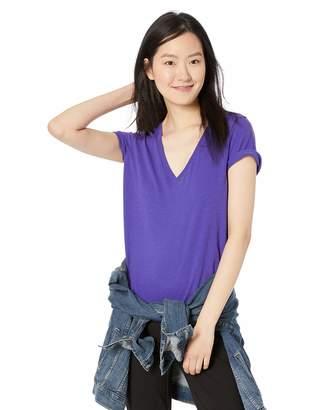 J.Crew Mercantile Women's Basic V-Neck T-Shirt