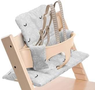 Stokke Tripp Trapp High Chair Cushion - Grey Leaf