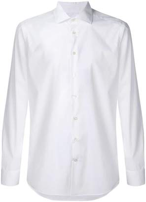 Etro slim-fit shirt