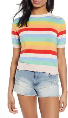 BP Rainbow Stripe Sweater