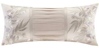 Natori Wisteria Oblong Pillow With Embroidery