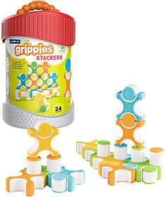 Guidecraft Grippies Stackers 24-Piece Set