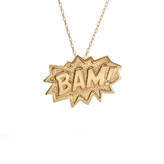 Edge Only - Bam Pendant Extra Large In Gold