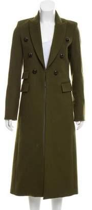 Veronica Beard Wool Voyager Coat