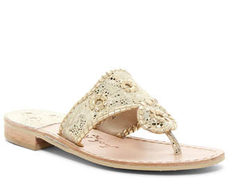 Jack Rogers Lacey Thong Sandal