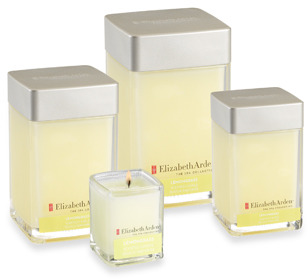 Elizabeth Arden Spa Collection Candles - Lemongrass