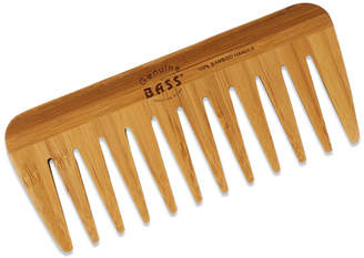 Bass Brushes Bamboo Wide Tooth Comb