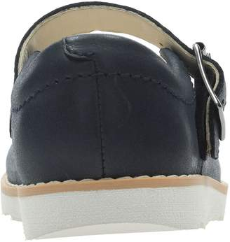 24e3d64aa33 Clarks Crown Honor Girls First Shoes - Navy