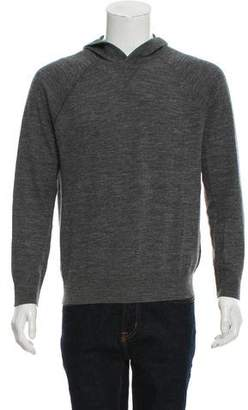 Vince Wool Hooded Sweater