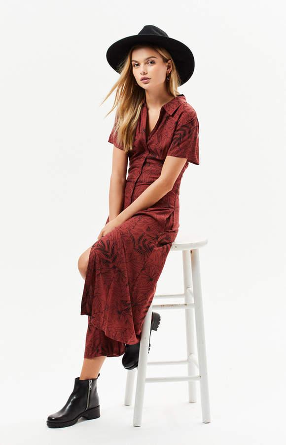 Rvca Caper Maxi Dress