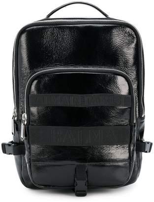 Balmain one strap backpack