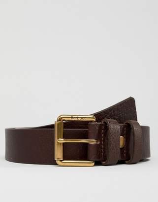 Barbour Irton Belt In Brown