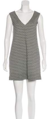 Diane von Furstenberg Sleeveless Shift Dress w/ Tags