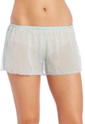 Natori Lillian Silk Shorts