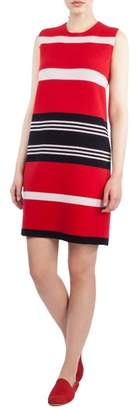 Akris Reversible Double Face Cashmere Dress