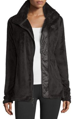 The North Face Osito 2 Fleece Parka Jacket, Black $120 thestylecure.com