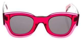 Celine Square Tinted Sunglasses w/ Tags