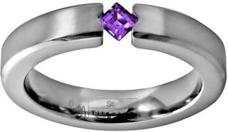 Sti By Spectore STI by Spectore Titanium Amethyst Ring