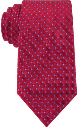 Tommy Hilfiger Connected Dot Tie $65 thestylecure.com