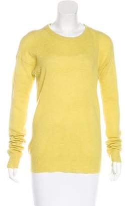 A.L.C. Wool & Cashmere Long Sleeve Top