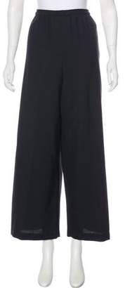 eskandar High-Rise Wide-Leg Pants