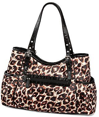 Nicole Miller nicole by Christy Tote