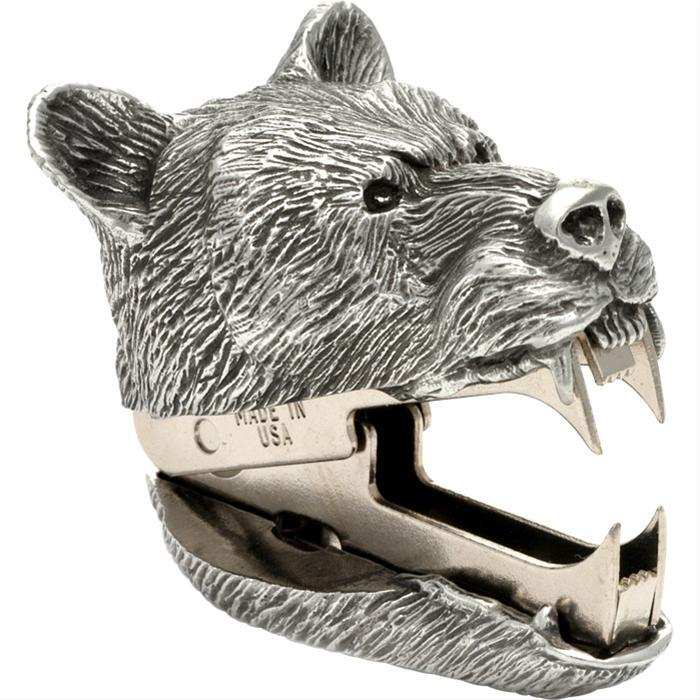 Bear Staple Remover by Jac Zagoory