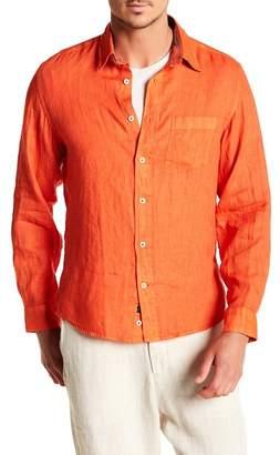 Benson Regular Fit Linen Shirt