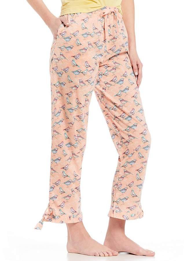 Bird Print Sleep Pants
