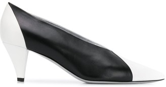 Givenchy two-toned pumps