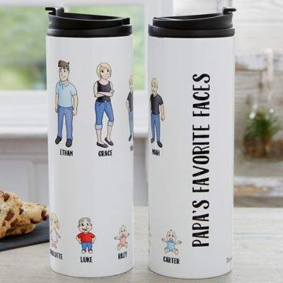 Bed Bath & Beyond Character Collection 16 oz. Travel Tumbler