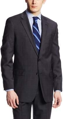 Nautica Men's Plaid 2 Button Center Vent Suit Separate Jacket