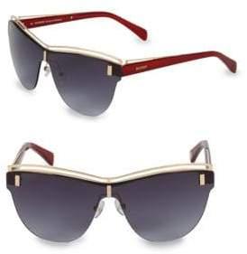Balmain 70MM Round Sunglasses