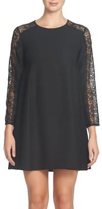Women's Cece Asha Babydoll Dress $148 thestylecure.com