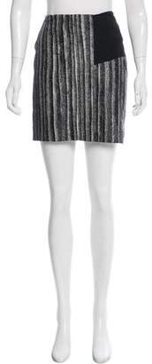 Reed Krakoff Printed Mini Skirt