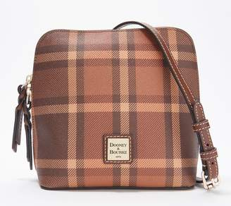 Dooney & Bourke Plaid Trixie Crossbody