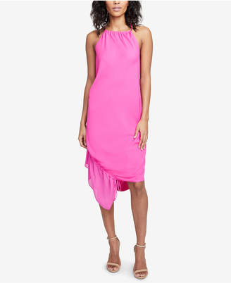 Rachel Roy Santorini Drawstring-Hem Dress