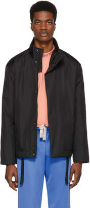Acne Studios Black Light Padded Jacket