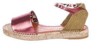 Charlotte Olympia Mischievous Espadrille Sandals w/ Tags
