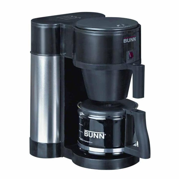 Bunn-O-Matic 10-Cup Velocity Brew High-Altitude Contemporary Home Brewer